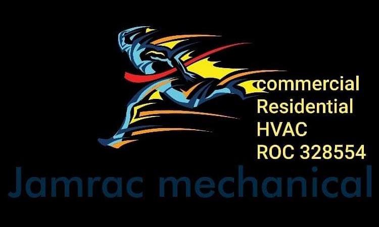 Jamrac Mechanical LLC Logo